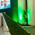 Озеленение выставки, ВДНХ