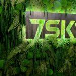 Підпис: озеленення стабілізованим мохом і рослинами, фотостудія, м. Київ